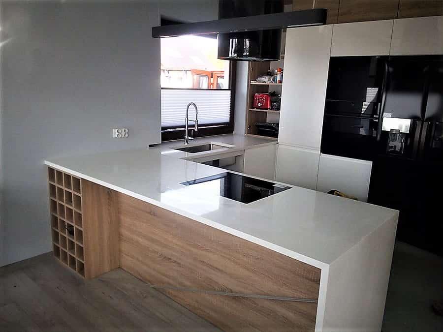 Blat kuchenny ABSOLUTE WHITE – POLER