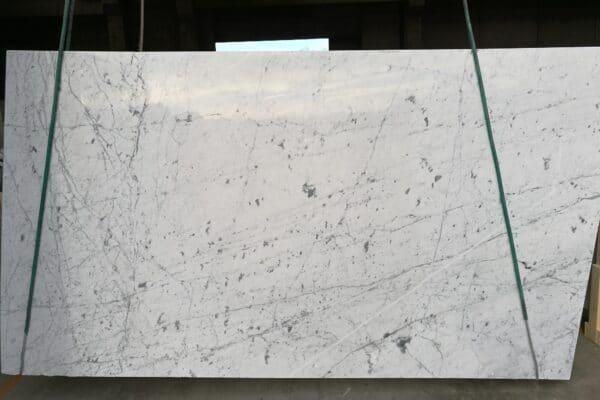 marmur bianco carrara C slab2